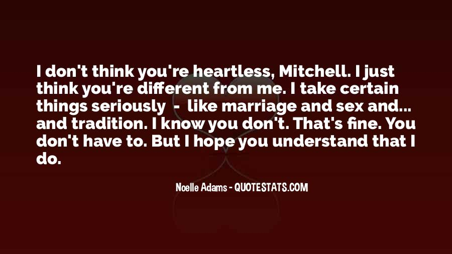 You Don't Know What You Do To Me Quotes #642751