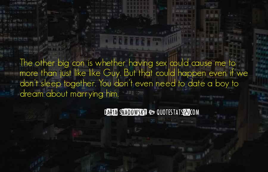 You Don't Need To Like Me Quotes #1611042