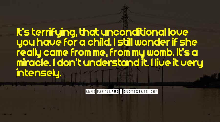 You Don't Understand My Love Quotes #1233402