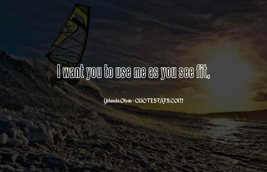 You Fit Me Quotes #793671