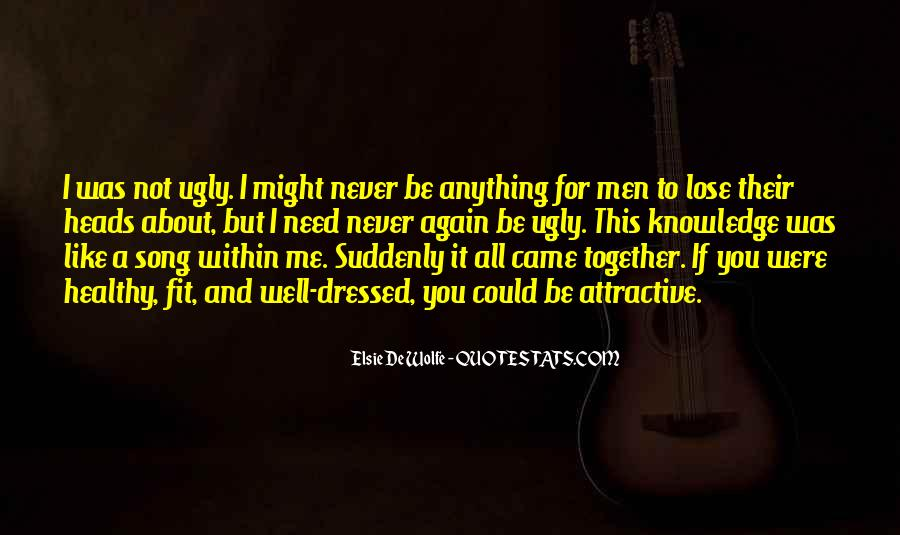 You Fit Me Quotes #996852