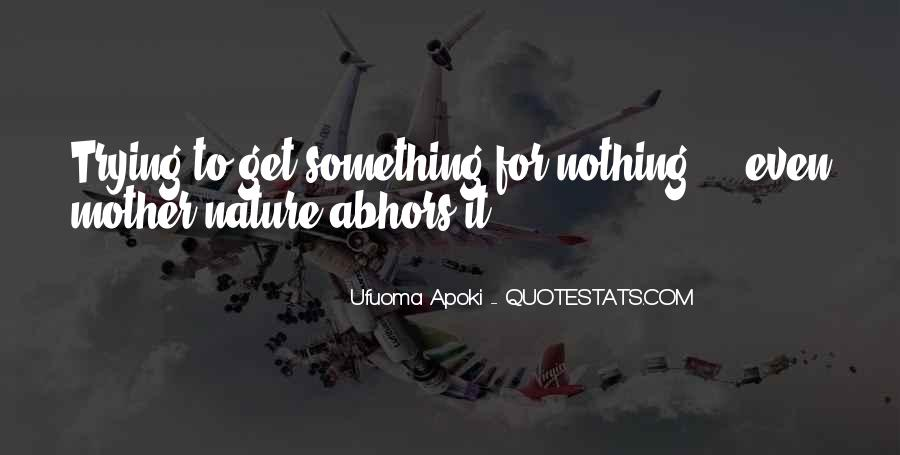 You Get What Deserve Quotes #29664