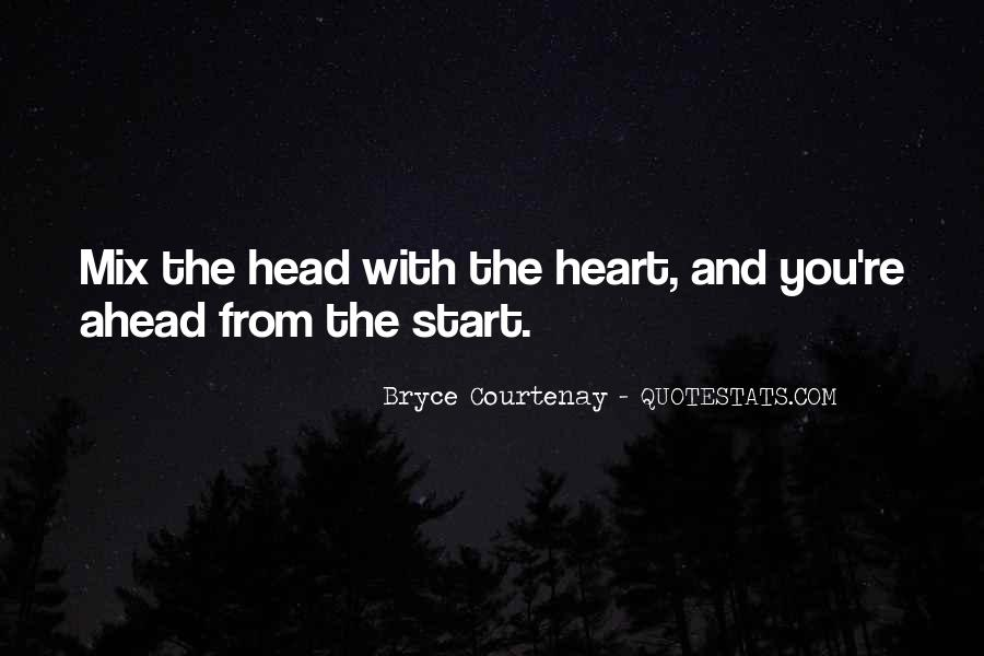 You Had My Heart From The Start Quotes #163772