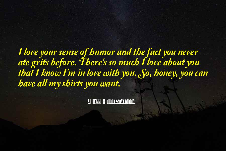 You Have All Of Me Quotes #73018