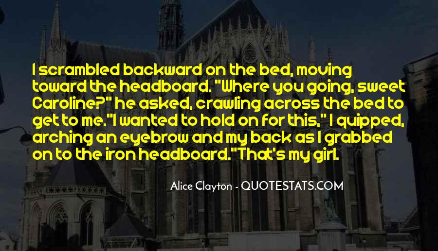You Hold Me Back Quotes #273065