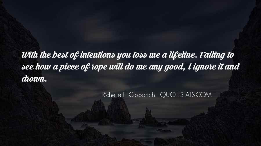 You Ignore Me Quotes #1369602