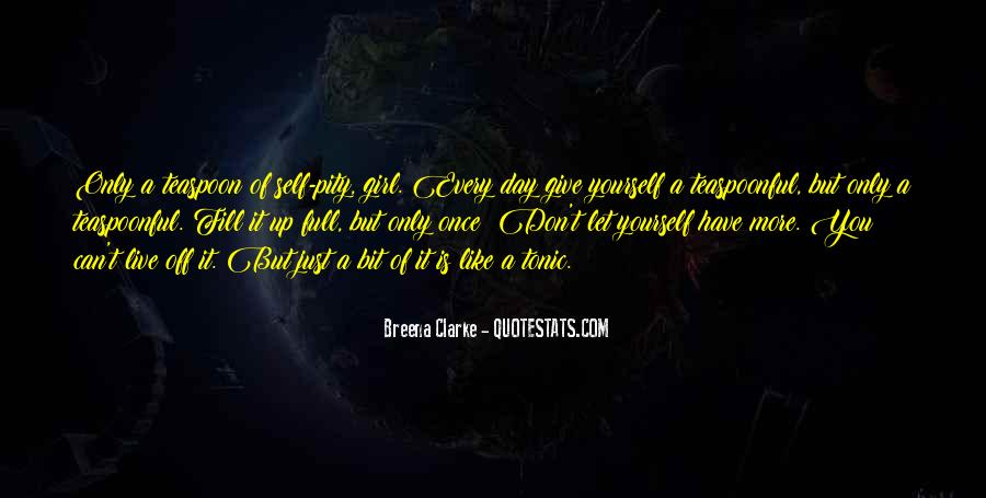 You Just Live Once Quotes #1701278