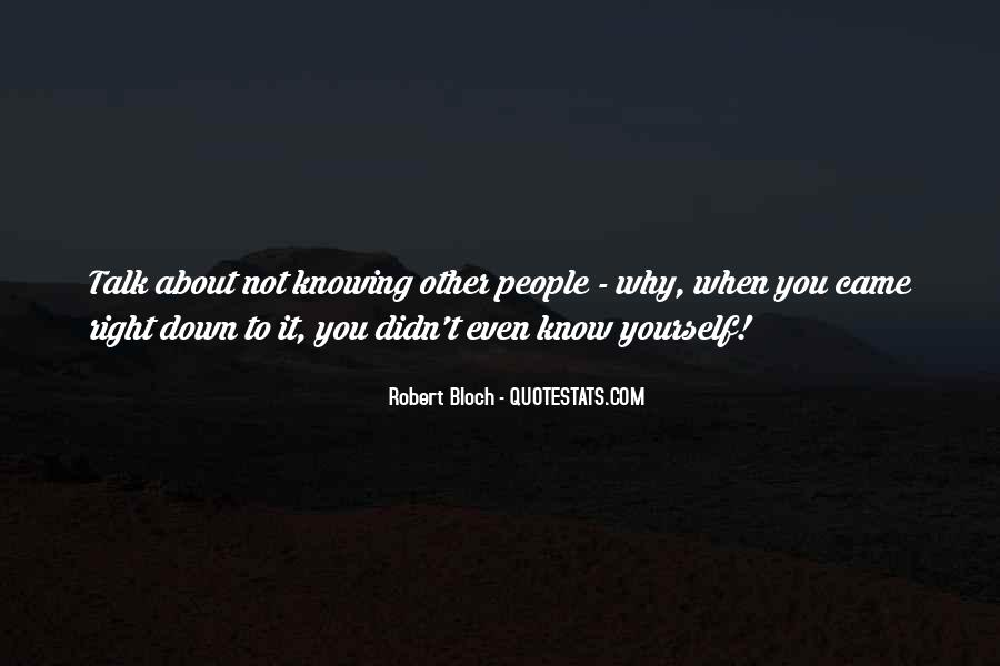 You Know He's The Right One When Quotes #18754