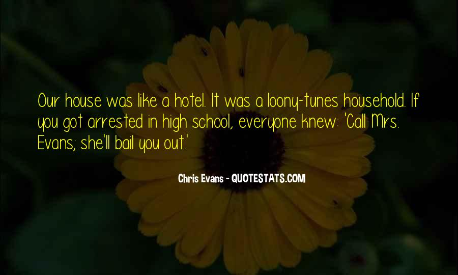 You Left A Hole In My Heart Quotes #1265794