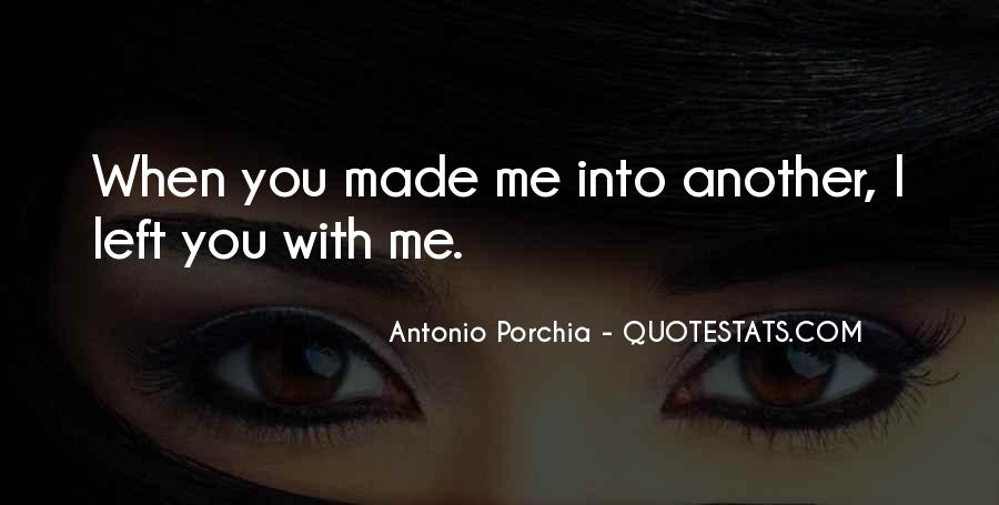 You Left Me Here Quotes #8916