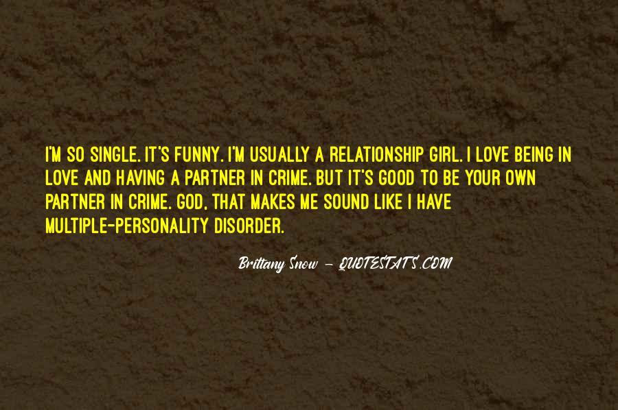 You Let A Good Girl Go Quotes #30918