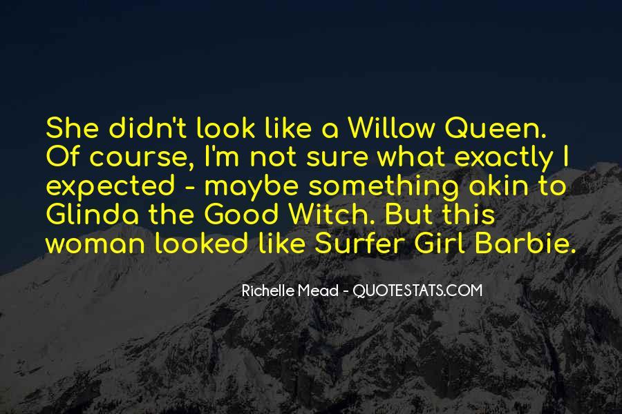 You Let A Good Girl Go Quotes #34048