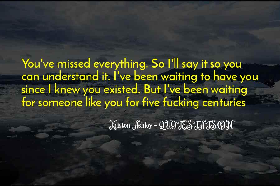 You Ll Be Missed Quotes #507073