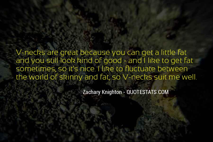 You Look So Nice Quotes #1609074