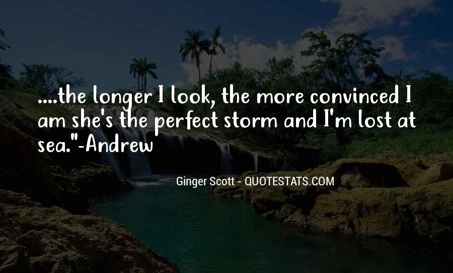 You Look So Perfect Quotes #15912