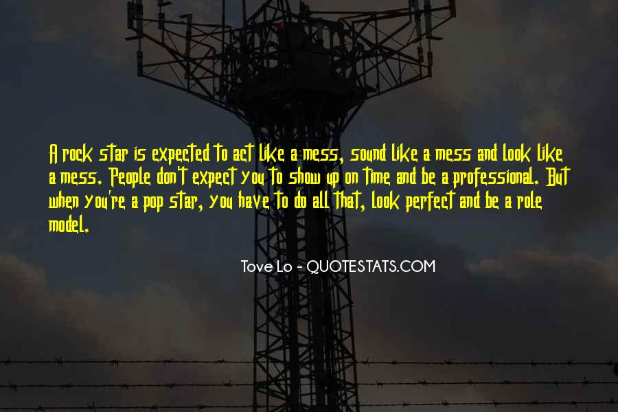 You Look So Perfect Quotes #26189