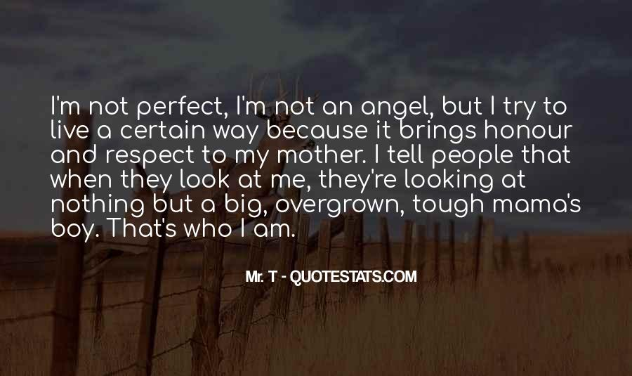 You Look So Perfect Quotes #273084