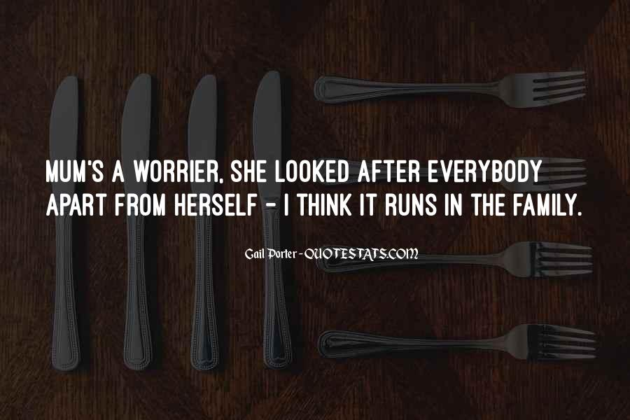 You Looked After Me Quotes #207323