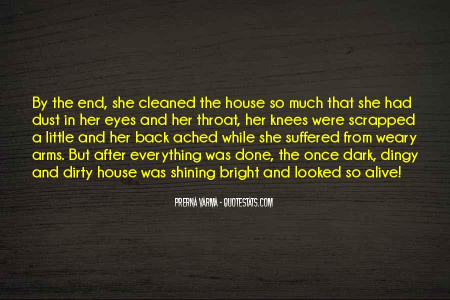 You Looked After Me Quotes #346858