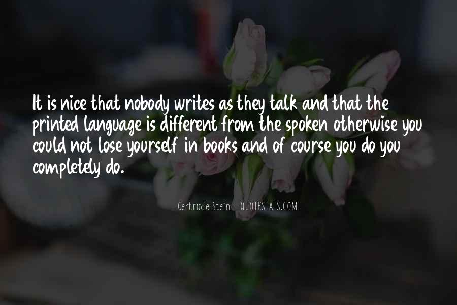 You Lose Yourself Quotes #246789