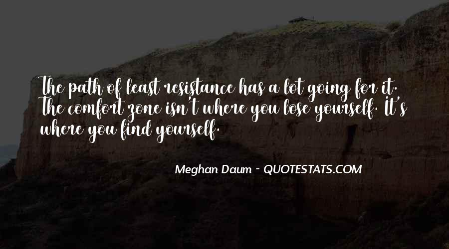 You Lose Yourself Quotes #337247