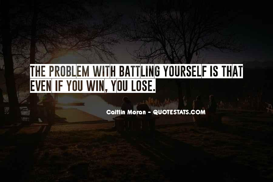 You Lose Yourself Quotes #358165