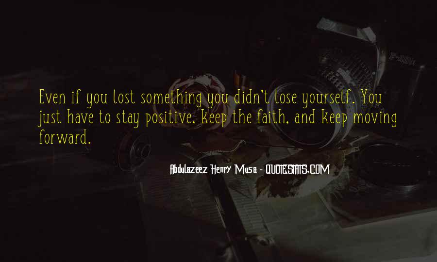 You Lose Yourself Quotes #372442
