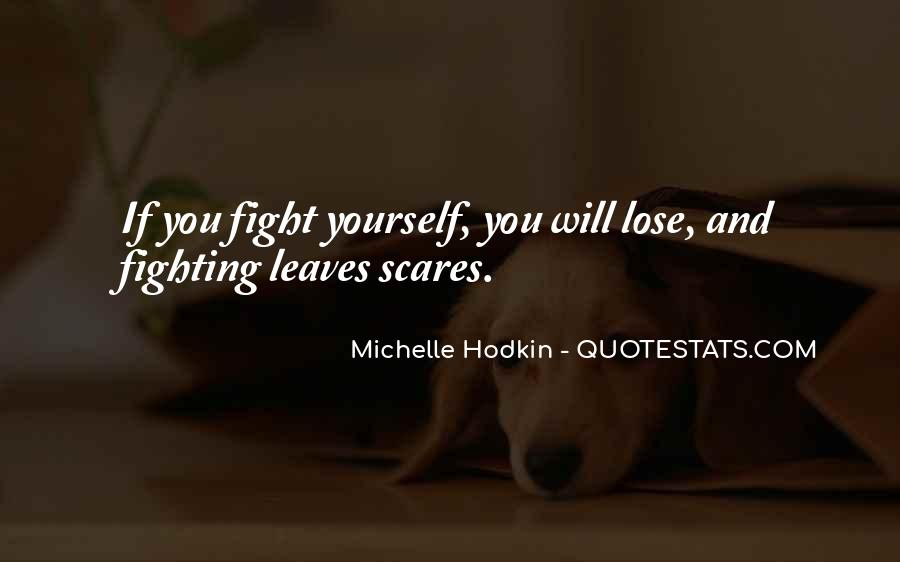 You Lose Yourself Quotes #394147