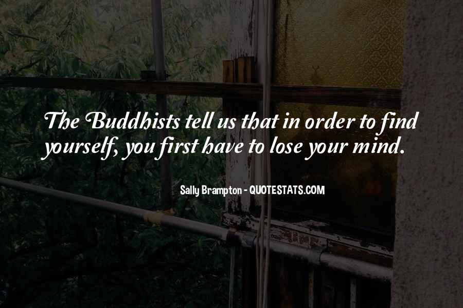 You Lose Yourself Quotes #401555