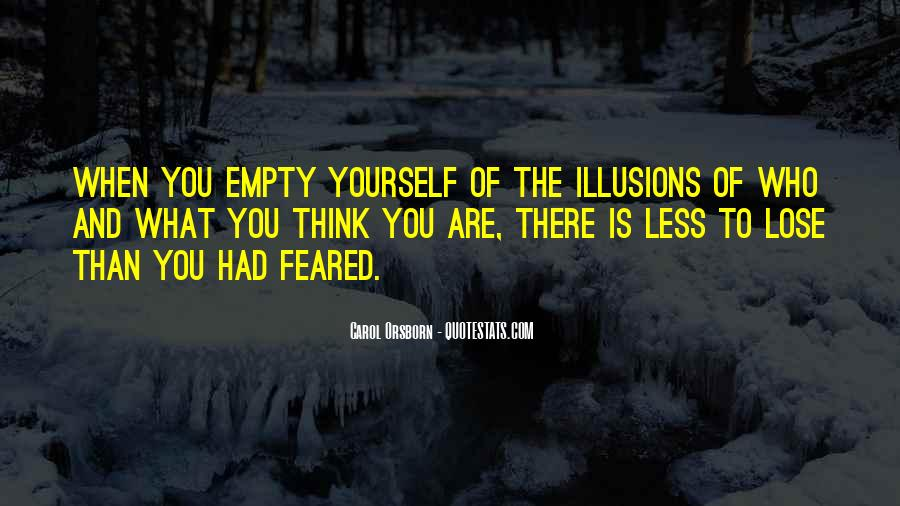 You Lose Yourself Quotes #511622