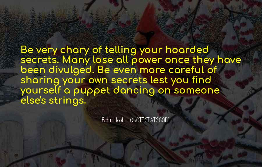 You Lose Yourself Quotes #515136