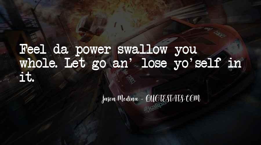 You Lose Yourself Quotes #65209