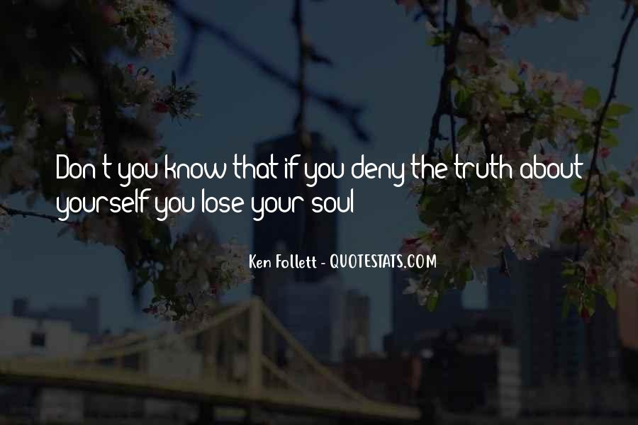 You Lose Yourself Quotes #94453