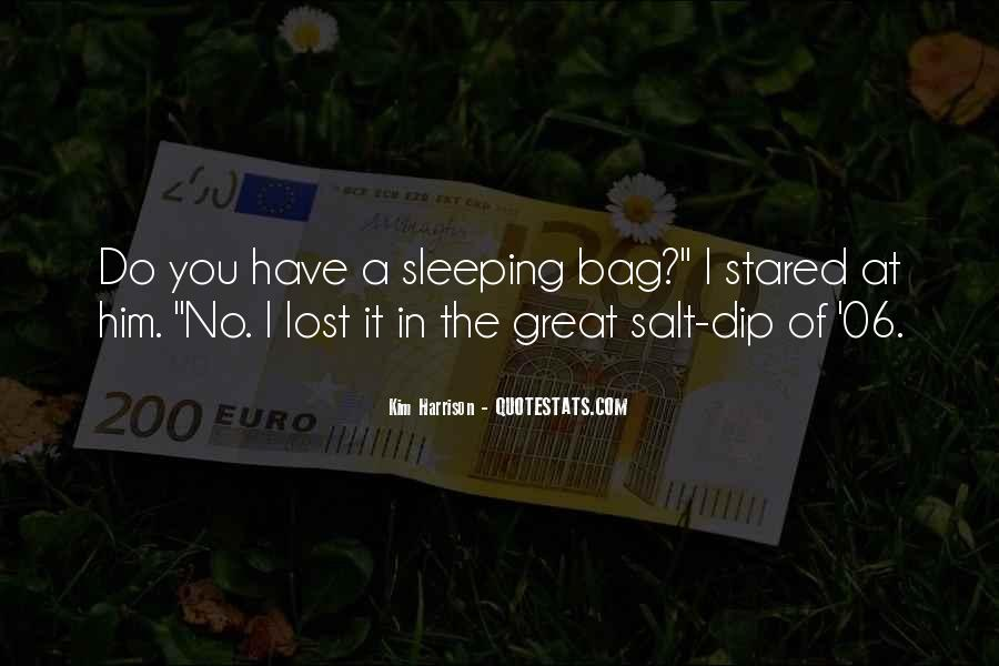 You Lost Him Quotes #1066952