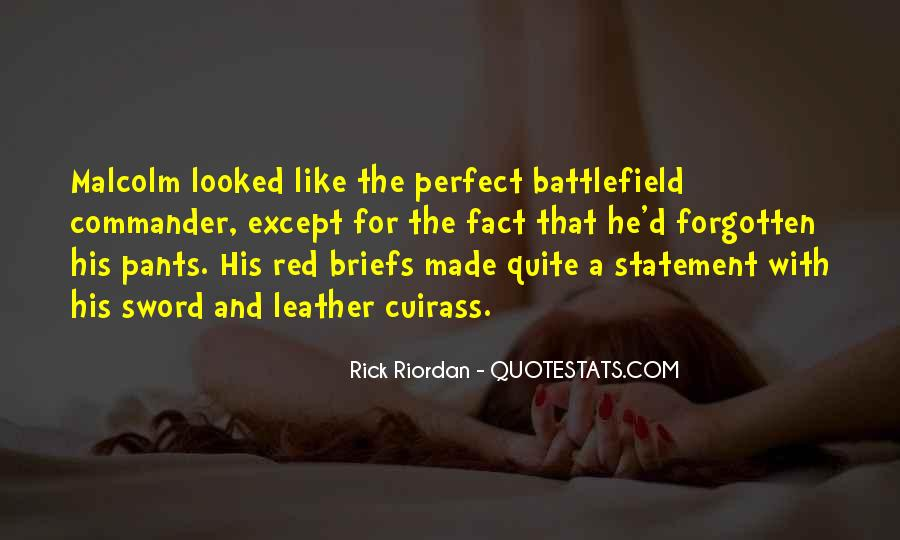You Made Me Perfect Quotes #226124