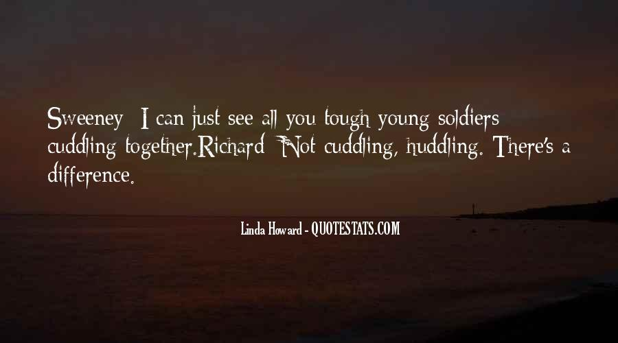 Quotes About Cuddling Up #1194083