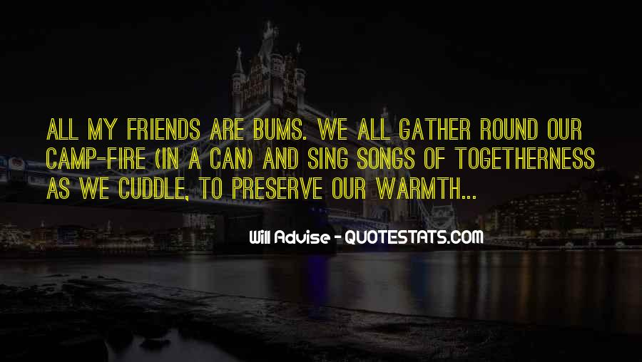 Quotes About Cuddling Up #1656268