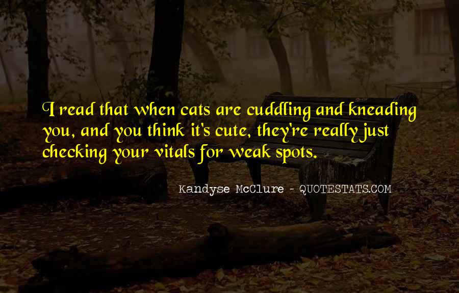 Quotes About Cuddling Up #412812
