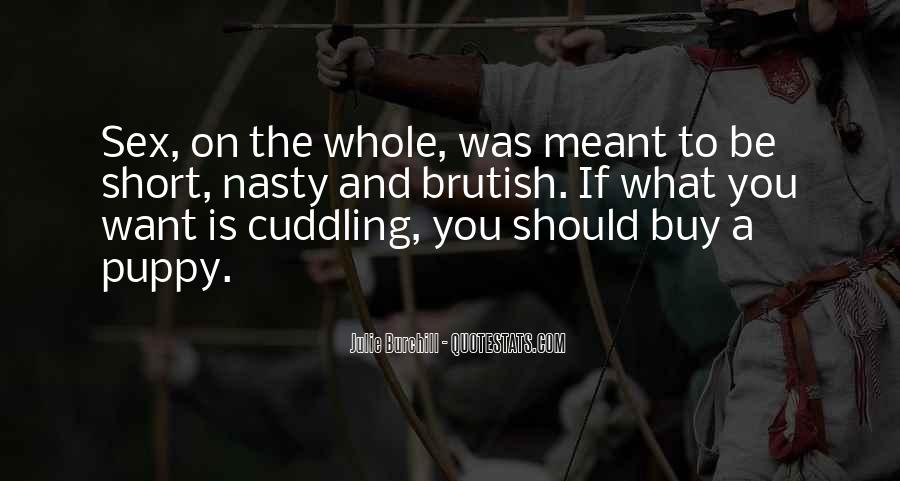 Quotes About Cuddling Up #957005