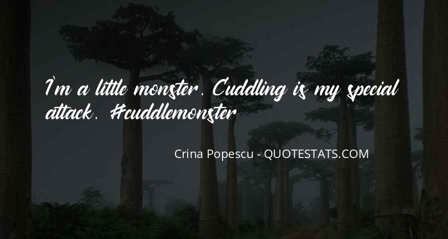Quotes About Cuddling Up #996305