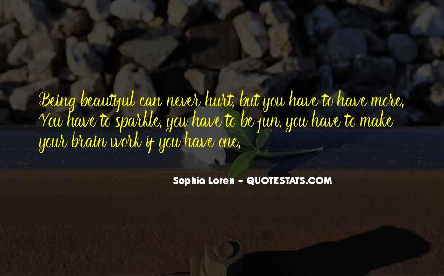 You Make Me Sparkle Quotes #1398986