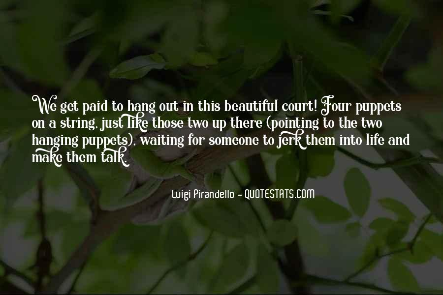 Quotes About Waiting On Someone #71863