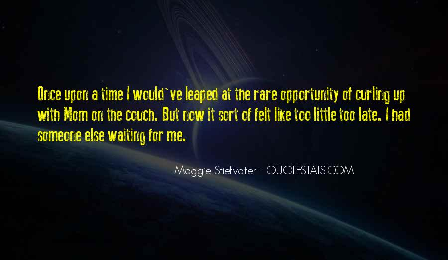 Quotes About Waiting On Someone #756006