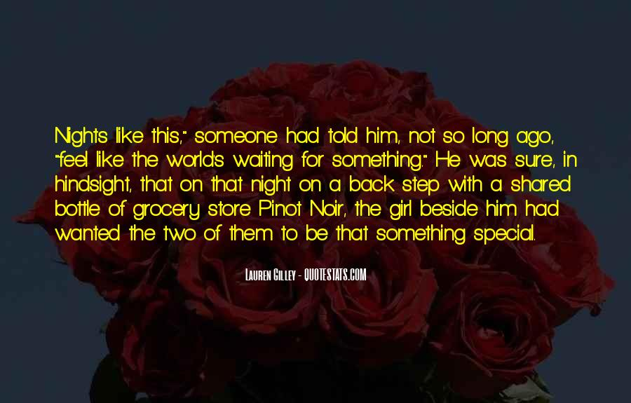 Quotes About Waiting On Someone #783992