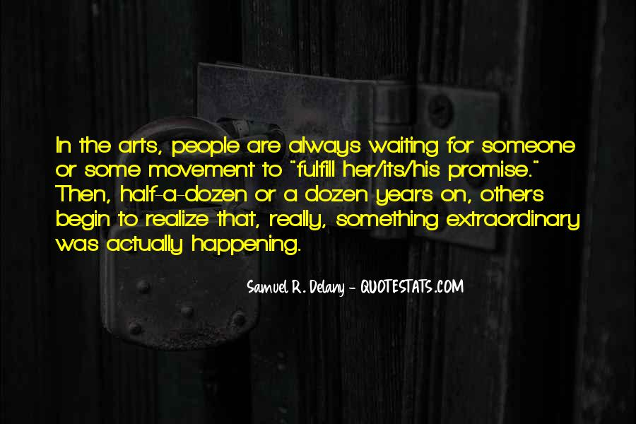 Quotes About Waiting On Someone #867978
