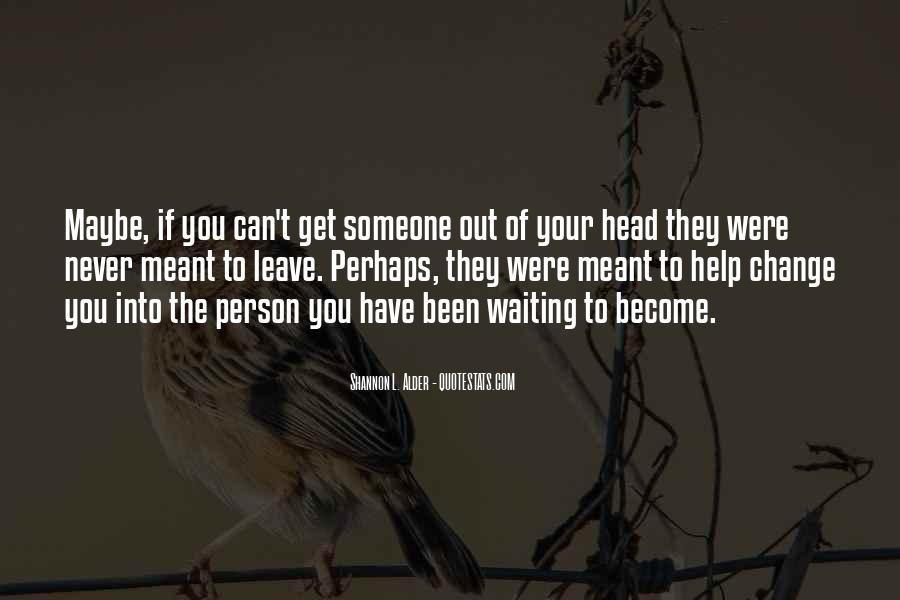 Quotes About Waiting On Someone #896747