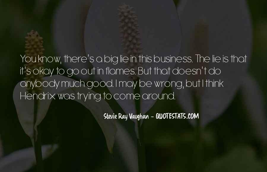 You May Be Wrong Quotes #1597159