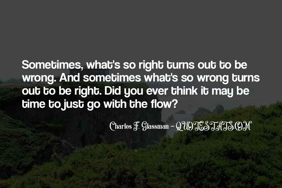 You May Be Wrong Quotes #1674613