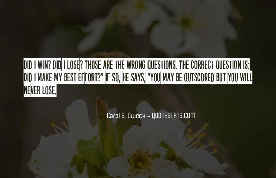 You May Be Wrong Quotes #799801