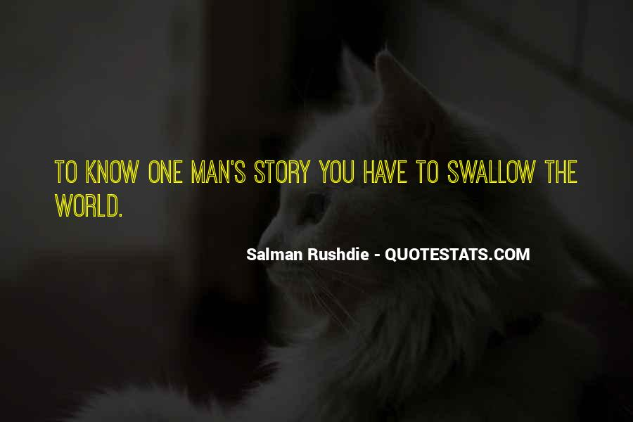 You May Know Me But Not My Story Quotes #14078